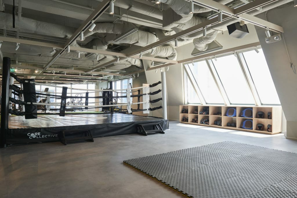 06 Core Collective L22 Boxing Ring