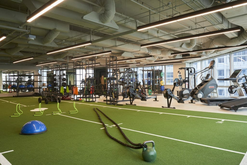 08 Core Collective L22 Functional Training & Gym