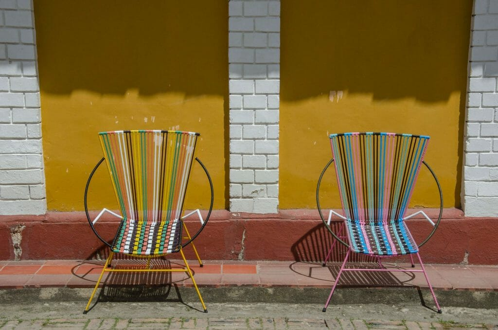 Furniture Come to Life at Marni La Vereda