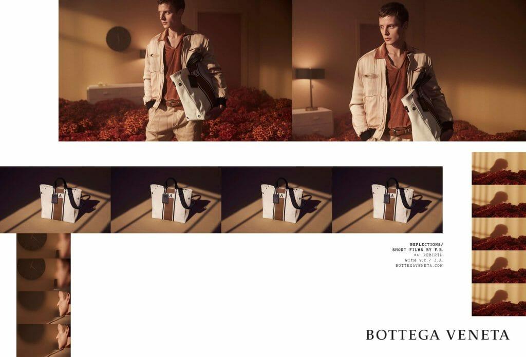"Bottega Veneta SS18 ""Art of Collaboration"" Releases Utopia and Rebirth"