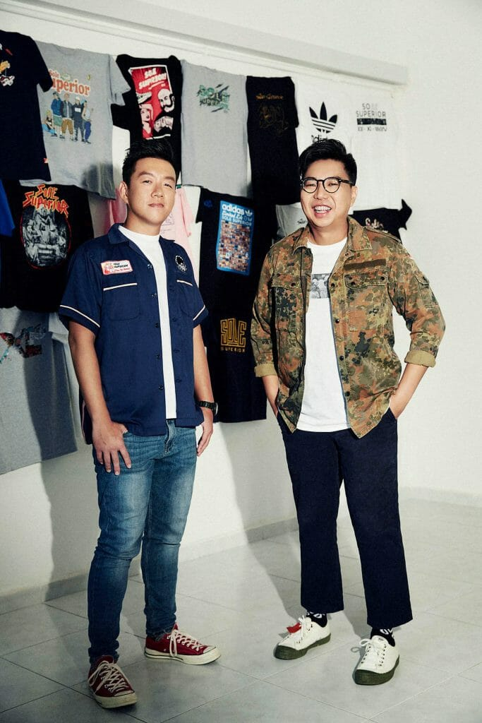 Meet The Brains Behind Singapore's Premier Sneaker & Streetwear Convention
