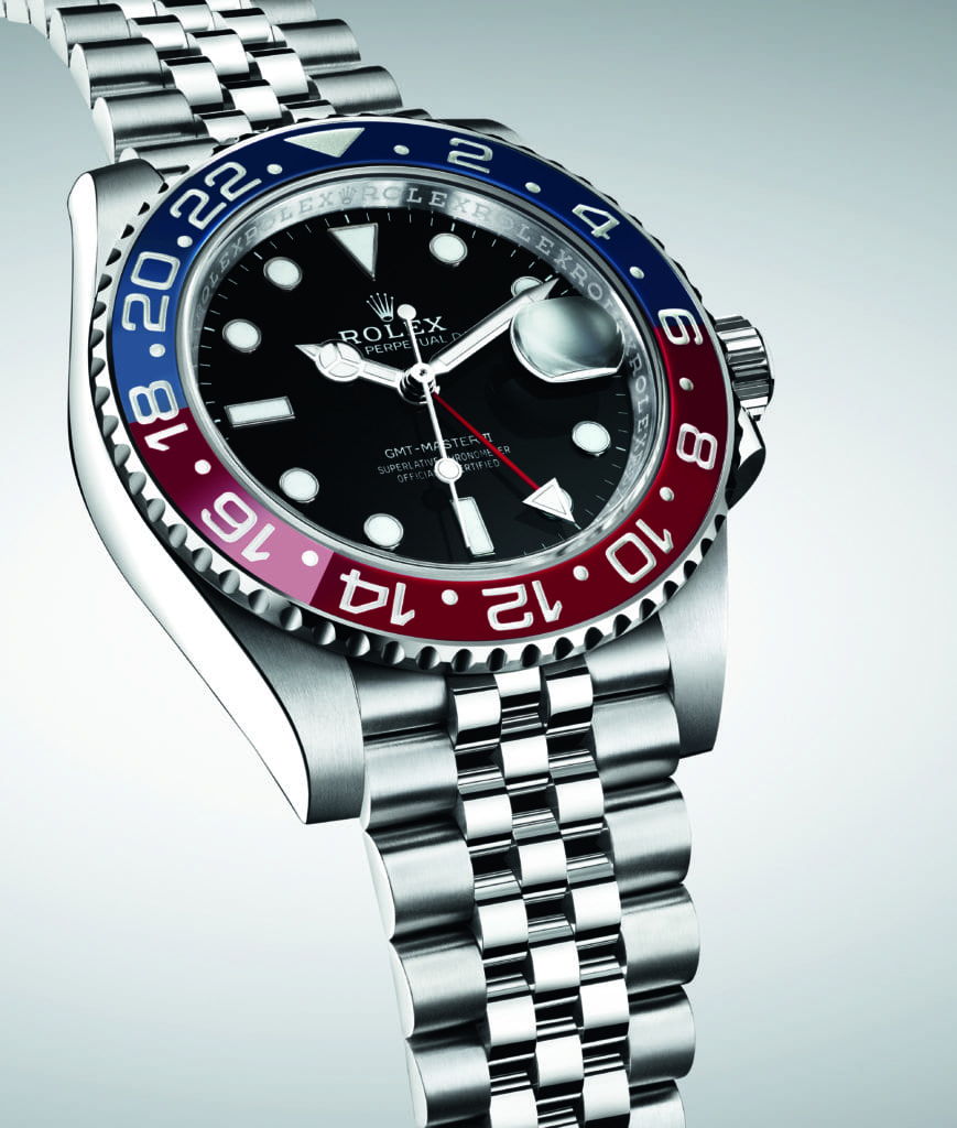 Oyster Perpetual GMT-Master II