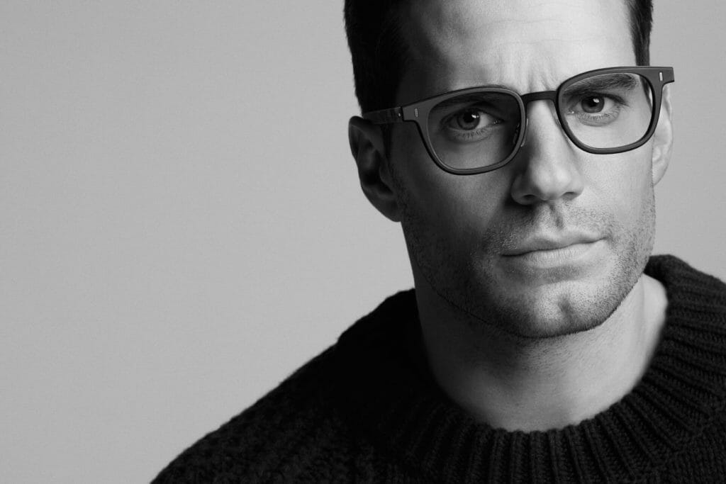 Henry Cavill Sharpens His Focus with BOSS