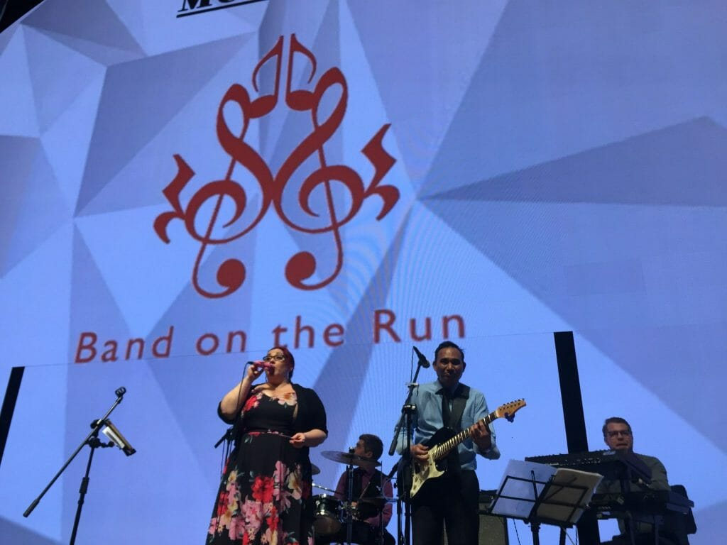 Dance to the Music of Life with Band on the Run Entertainment