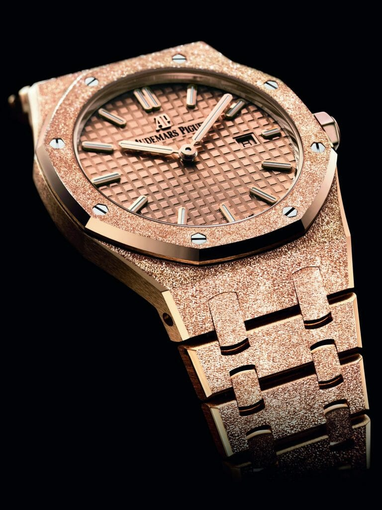 Bring the Bling with These Iced-Out Watches