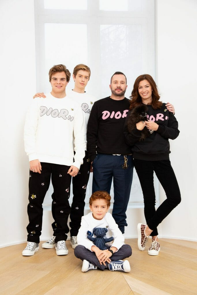 Baby Dior Presents New Gifts for the Little Ones