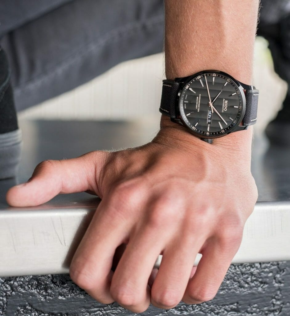 Mido Leaps Forward with the Multifort Chronometer