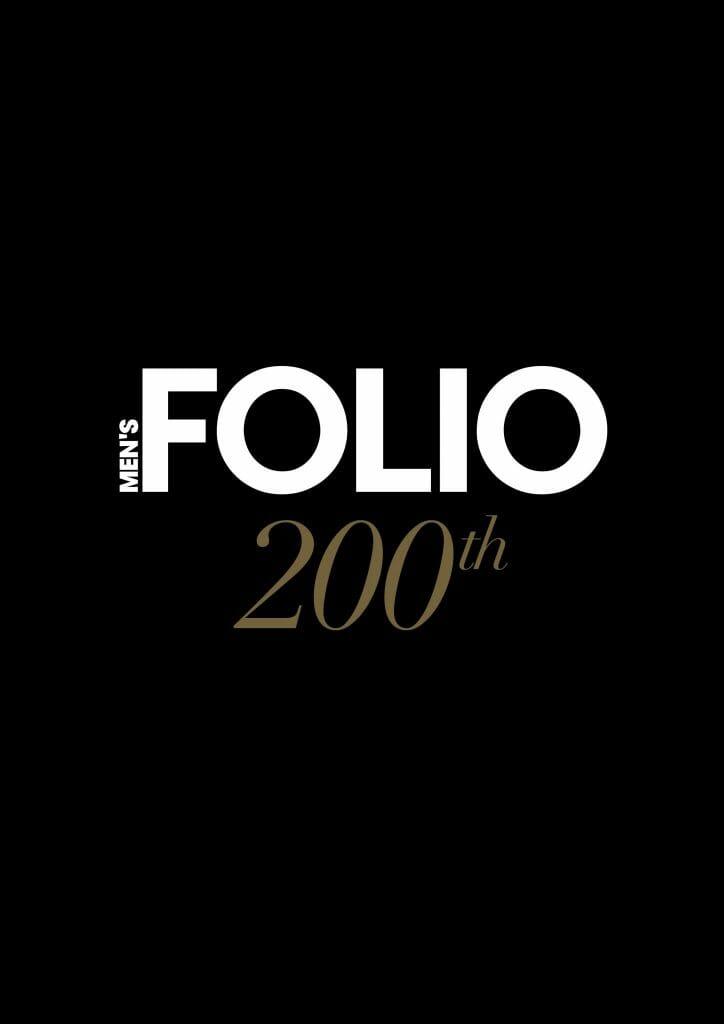 """""""Big"""" Tease: Men's Folio 200th"""