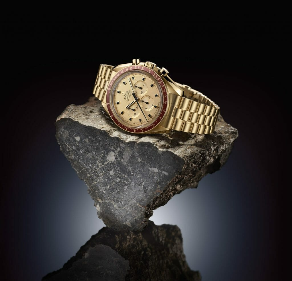 Omega celebrates a golden anniversary with a new limited edition Speedmaster