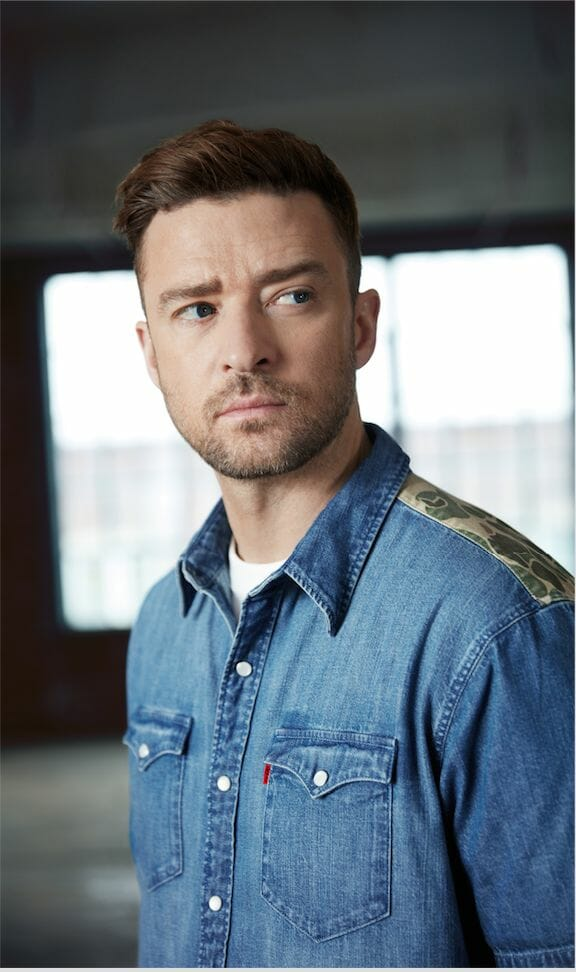 Justin Timberlake x Levi's Spring'19 Capsule Collection