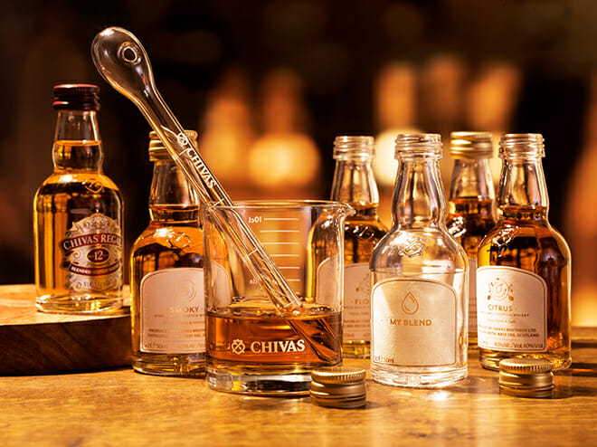 Chivas Blending Kit: the perfect gift for Father's Day