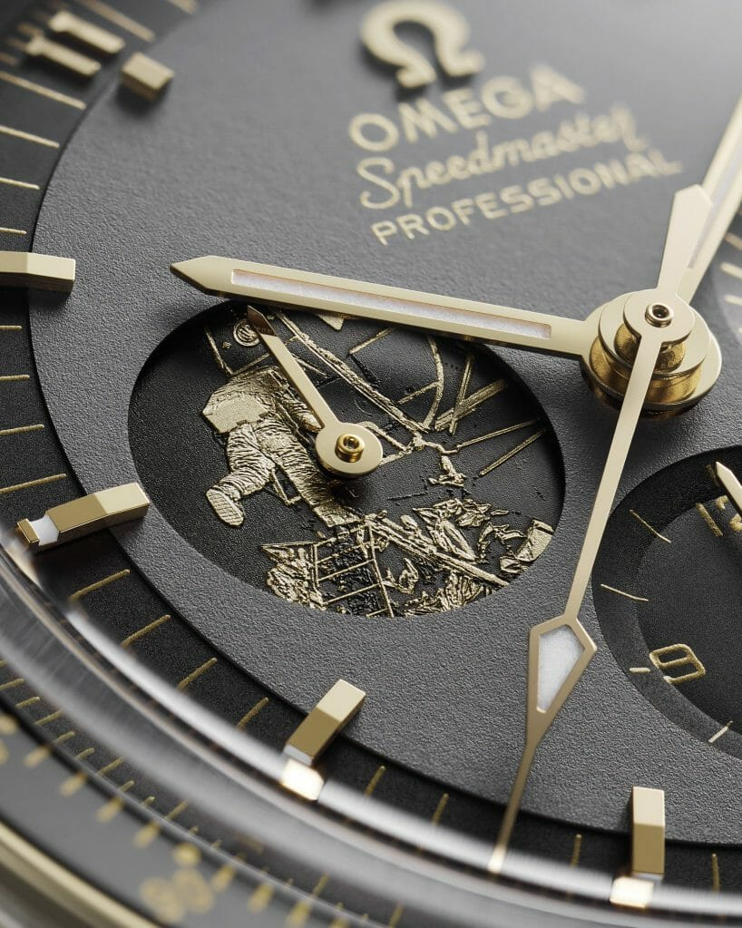 Hotshot Hour with Watches that Evoke Larger-than-Life Experiences