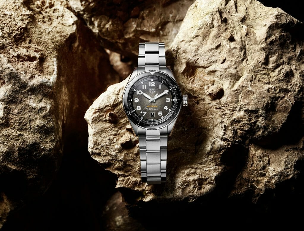 Steel Timepieces Fit a Sculpted Body