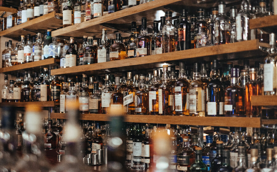Skip Beer and Shots for Grown-up Alcoholic Spirits