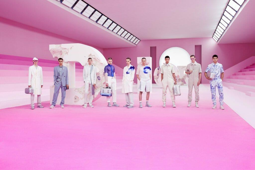 Dior Men's Summer 2020 Show
