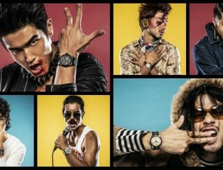 Love, Sex, Rock 'n' Roll and Legendary Watches