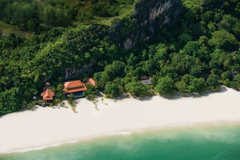 Four Seasons Resort Langkawi — Island Paradise Two Hours Away