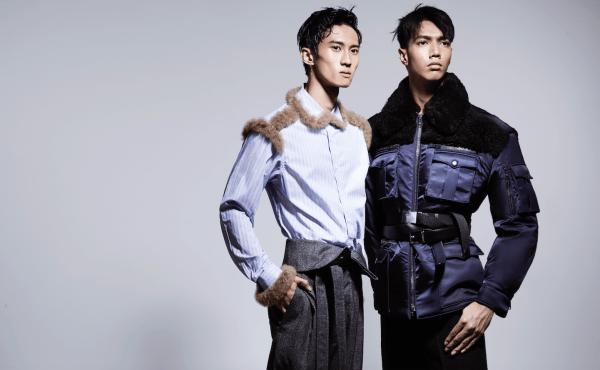 Double Trouble — Model of the Year Finalists Face off in Fall/Winter '19 Best Menswear Looks