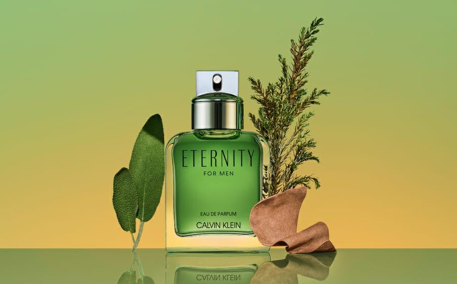 ETERNITY Calvin Klein Is the New Standard For Men's Fragrances