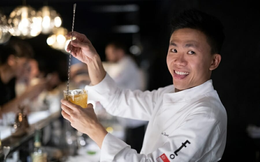 #MensFolioMeets Bar Manager of Employees Only Jiawei on How to Serve A Cocktail Like a Bar Manager