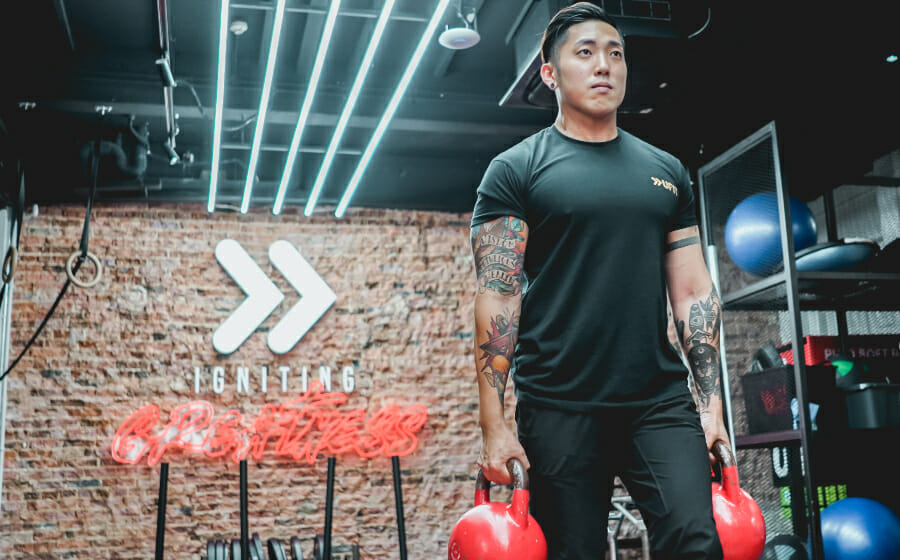 #MensFolioMeets Daryl Tan of UFIT on What Every Personal Trainer Wants You to Know