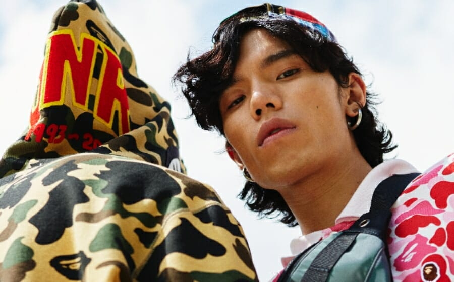 Get Rolling — A Bathing Ape's Collegiate Cool Meets 1990s Aesthetic Spring/Summer '20 Collection