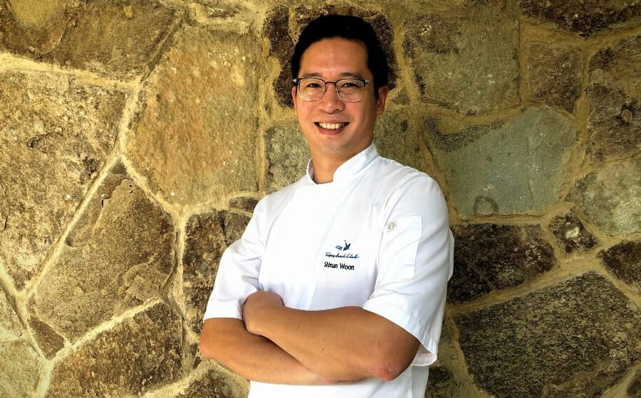 #MensFolioMeets Shiman Woon, Head Chef of Tanjong Beach Club about The 2.0 of Beach Club Dining