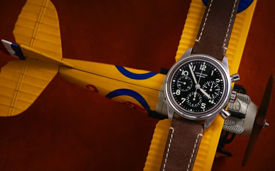 Fly With Me — A Checklist of The Most Handsome Aviator Watches