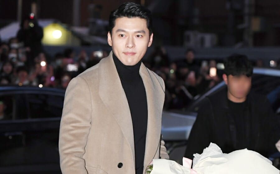 #ManCrushMonday — Korean Actor Hyun Bin Makes the Camel Coat Cool Again