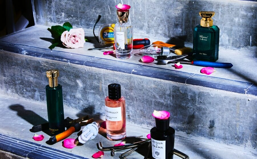 A Manlier Rose — the New Gender Neutrality Of a Feminine Fragrance Note