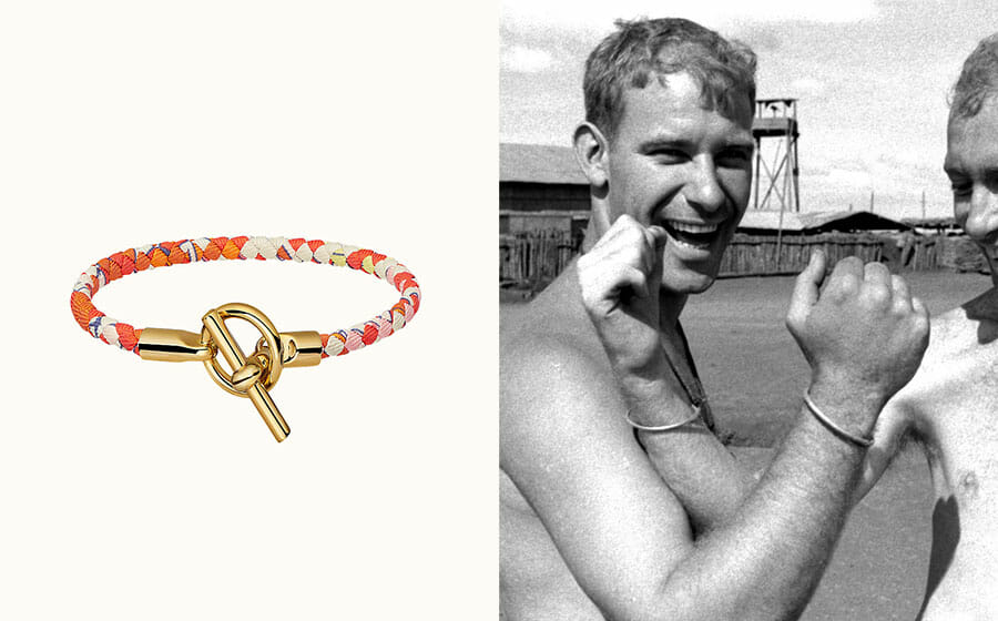 Band of Brothers — The History of The Friendship Band and The Designers Doing It Today