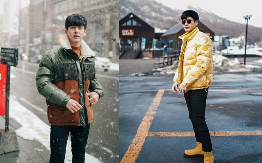 #ManCrushMonday – Toey Pongsakorn #SkiGod Outfit is Undoubtedly From Moncler