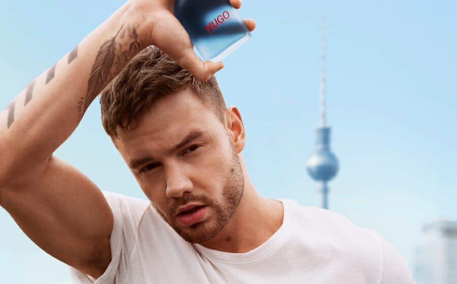 #MyTimeIsNow — A Q&A With Liam Payne on His New HUGO Fragrance Campaign