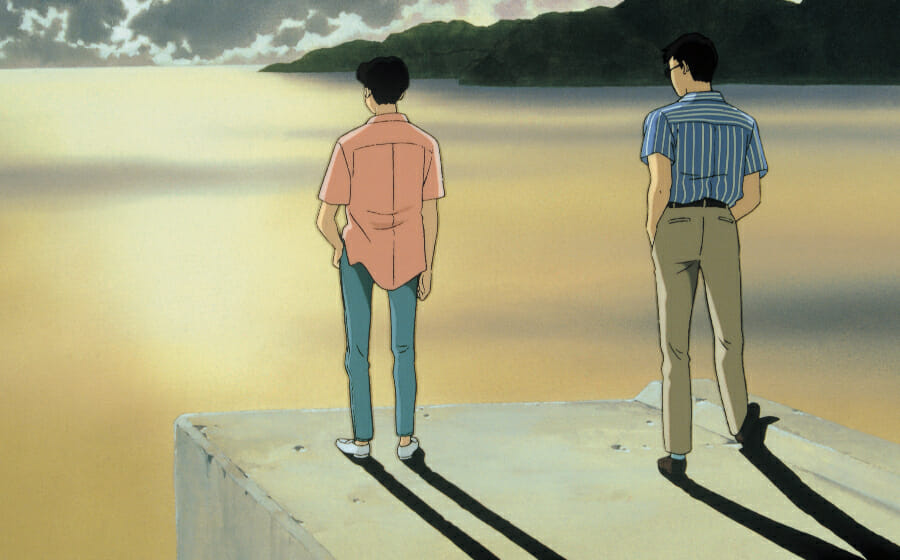 #ManCrushMonday — The Six Best Dressed Men from The Studio Ghibili Film Series