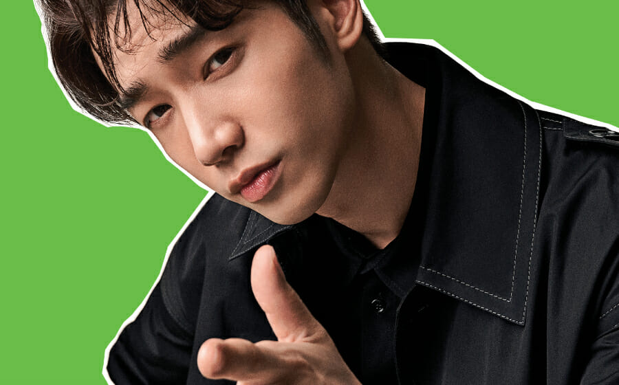 An Actor's Mark — Jasper Liu in Our April '20 Loud and Proud Issue