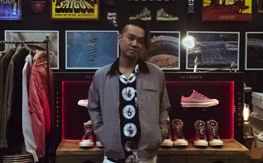 Mark Ong aka Mr Sabotage Offers a Peek Into his Stash of Watches