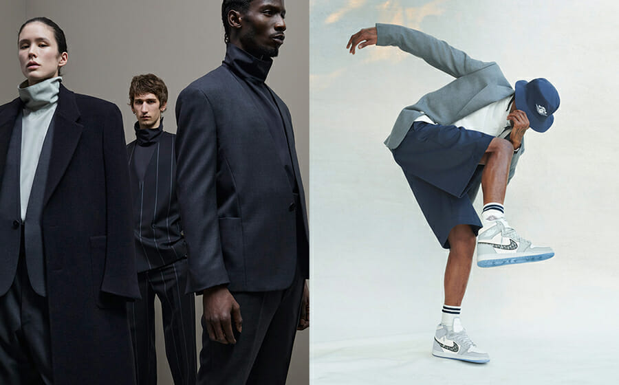 Creative Clashes — The Three Hottest Menswear Collaboration Drops of March