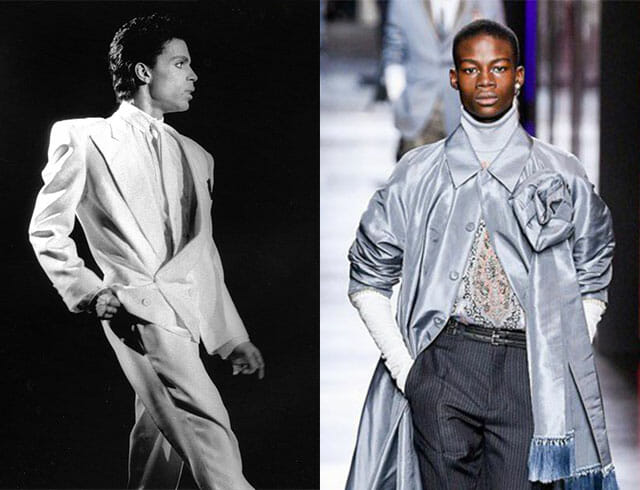 The New Glams – Today's Fashion that Reminds Us of Our Heroes