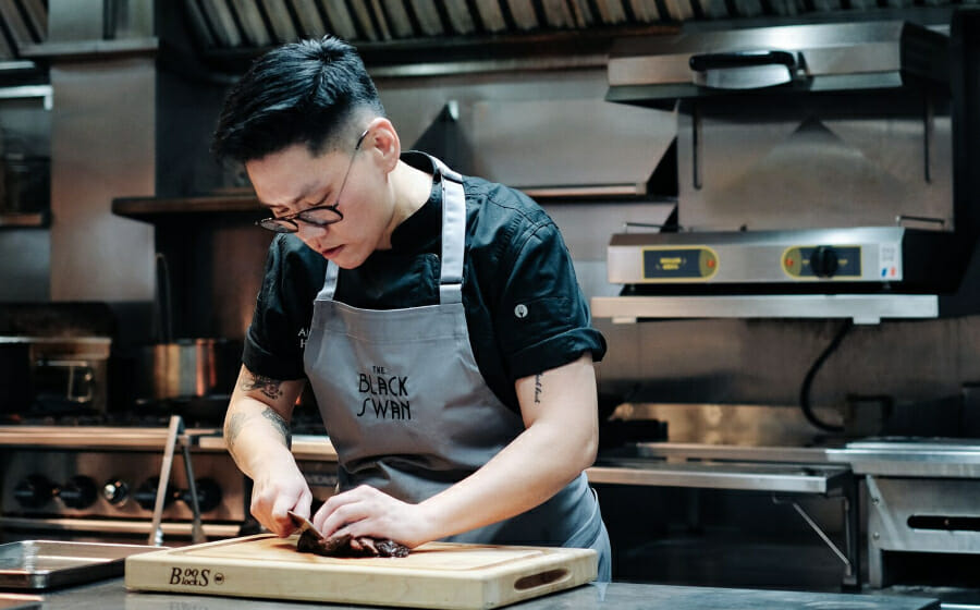 #TheObsessions — These are Alysia Chan's — Head Chef of The Black Swan — Favourite Things