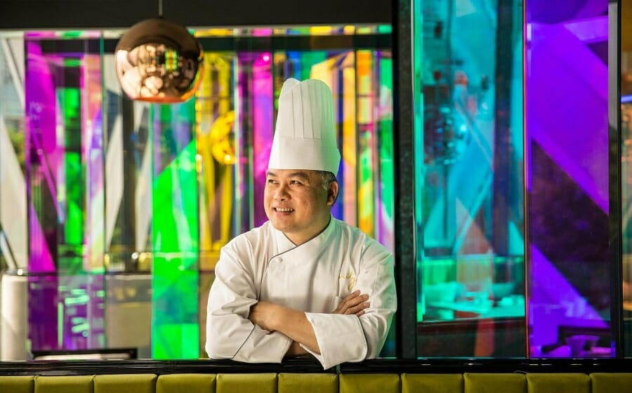 #MensFolioMeets Executive Head Chef of Mitzo Nicky Ng on His Mod-Cantonese Menu
