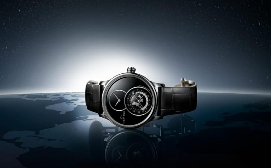 2020's Latest and Flyest GMT & Worldtime Watches