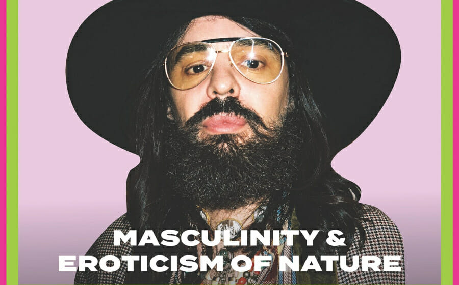 Gucci's Alessandro Michele on Sex, Love and God