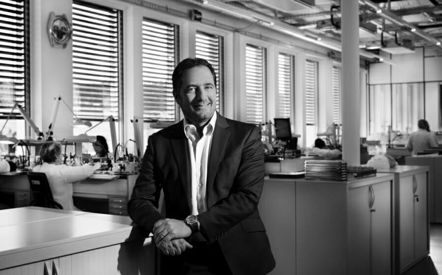 Zenith CEO Julien Tornare on The Brand's Inner Workings