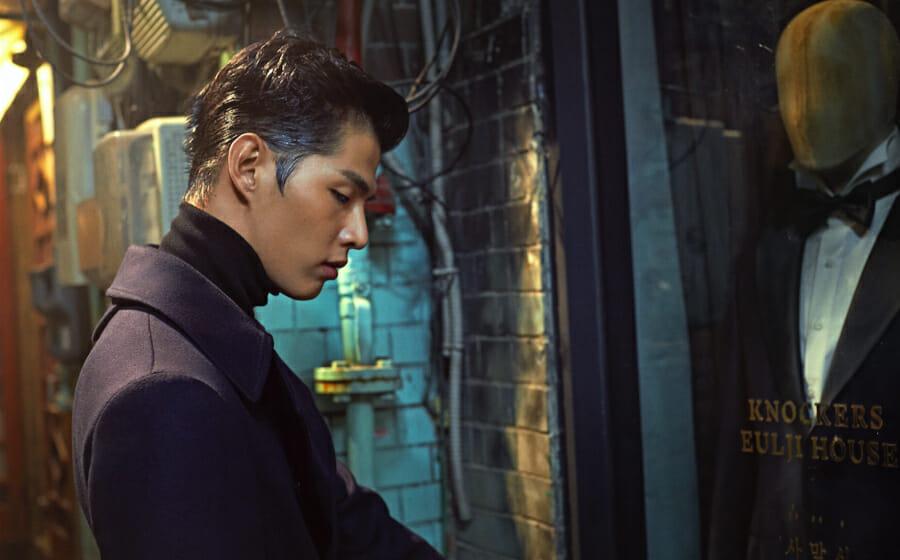 The Best Men's Haircut In 2020 is A Low-Maintenance Korean Man Cut