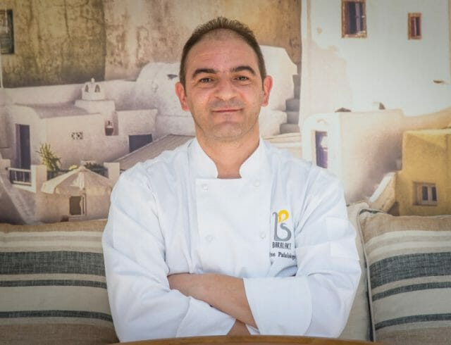 #DeliveryDiaries — Spiros Palaiologos on BAKALAKI's Delivery Menu