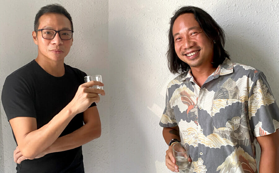 #MensFolioMeets the Men Behind Asia's First Climate Positive Gin