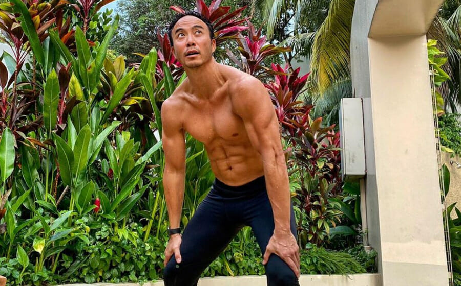 This Is Under Armour Ambassador Allan Wu's Full Body Home Workout