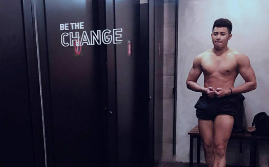 This Is Jay Rao of UFIT's Full Body Home Workout