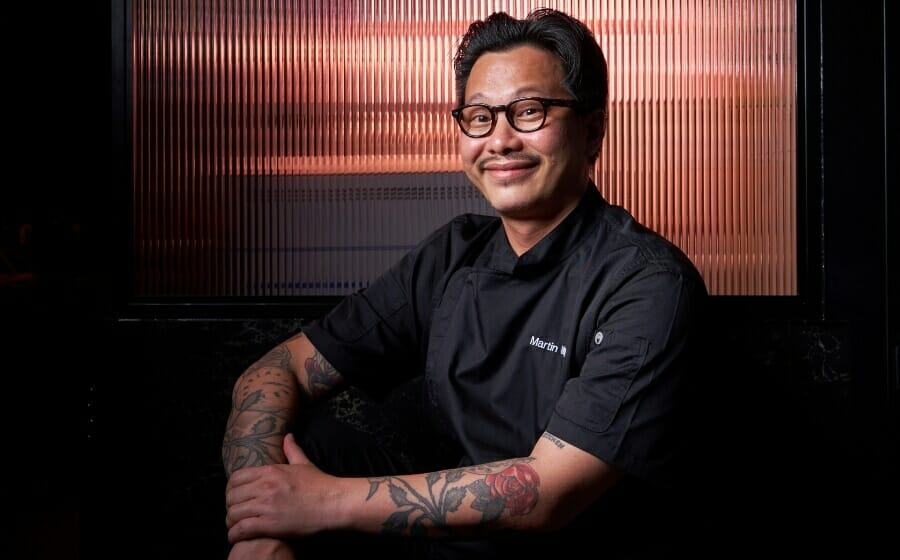 #DeliveryDiaries — Head Chef Martin Wong on LUMO's Delivery Menu