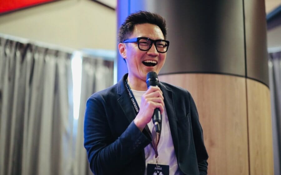 Ng Aik-Phong of Fave Singapore on Surviving a Kidney Transplant, Building a Start-Up and Being a Better Man